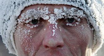 Cómo los rusos sobreviven al frío