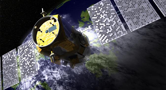 El desarrollo tecnológico está aumentando el potencial de armas de alta precisión, que necesitan el apoyo de satélites. Fuente: NASA