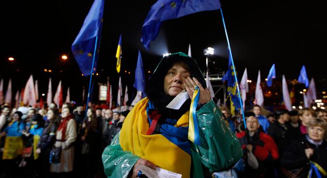 El presidente Putin quiere evitar un enfrentamiento entre la Unión Euroasiática y la UE. Fuente: Reuters