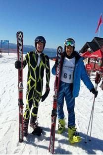 Fuente: cortesía de la Federación Venezolana de esquí
