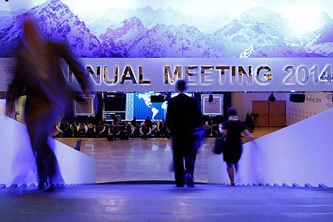 Según el informe presentado en Davos, los indicadores de 11 regiones están por encima de la media nacional. Fuente: Reuters.