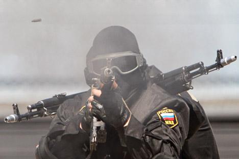 Grupos armados ilegais do Cáucaso do Norte vêm tentando desestabilizar outras regiões russas Foto: Reuters