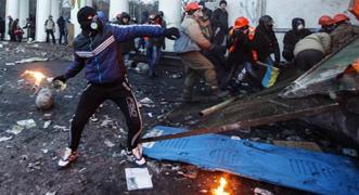 """Rusia condena """"la injerencia extranjera en Ucrania"""""""