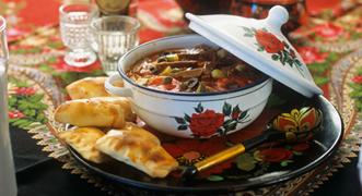 Descubra más recetas de cocina rusa