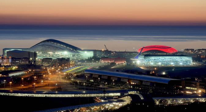 Sochi. Fuente: Photoshot / Votock - Photo