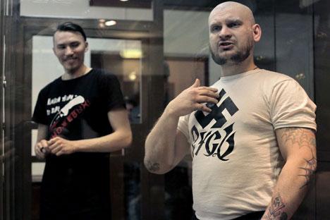 Nikolái Koroliov solicita poder tener un niño a través de la fecundación 'in vitro'. Fuente: Andréi Stenin / Ria Novosti