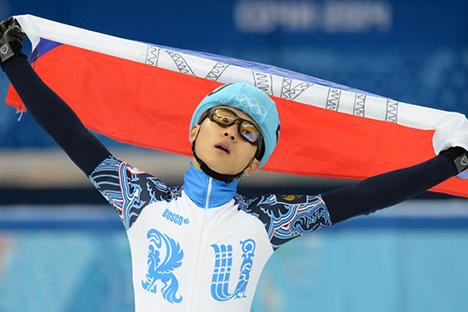 Víktor Ahn. Fuente: Ria Novosti
