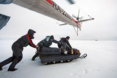 El ministro ruso de Recursos Naturales y Ecología cuenta su viaje a las principales estaciones en la región. Fuente: ITAR-TASS