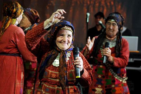 Babice iz Buranova / Vir: ITAR-TASS