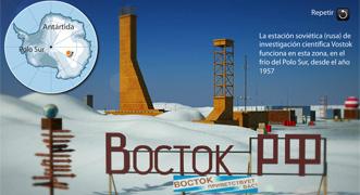 Todos los detalles sobre la base Vostok