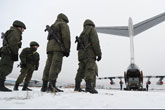 """Russian military drills """"unrelated"""" to Ukraine events"""