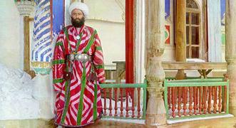 Viaje en color a la antigua Rusia