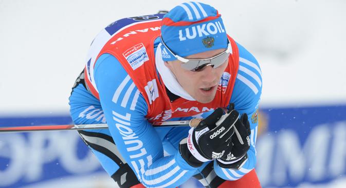 Fue elegido como mejor deportista de Rusia en 2013 y espera volver a coronarse como campeón olímpico en Sochi 2014. Fuente: Ria Novosti