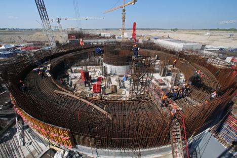 Rosatom está pronta para participar na construção de usinas nucleares com  reatores russos na Argentina Foto: RIA Nóvosti