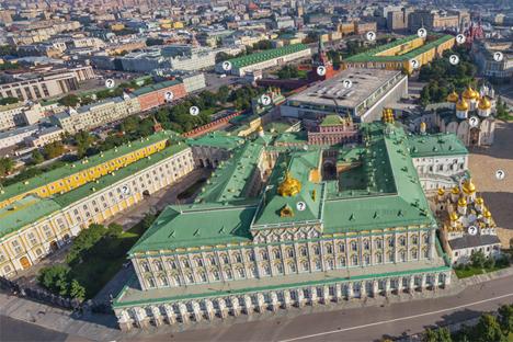 ¿Quién ha influido en la política del Gobierno ruso para tomar una u otro decisión? Fuente: Airpano.com