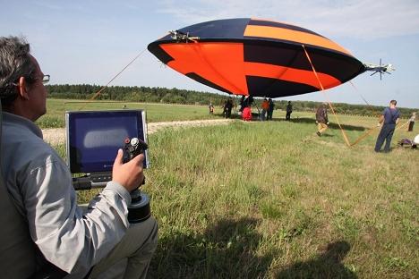 Roteiro do programa prevê a utilização de dois modelos de aparelhos voadores Foto: serviço de imprensa