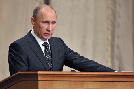 Una encuesta de VtsIOM muestra que el mandatario ruso tiene el respaldo del 71,6%. Fuente: Reuters