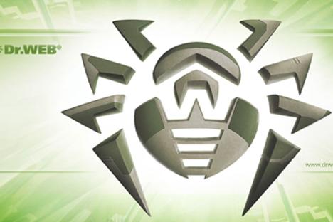Logotipo de Dr. Web. Fuente: Web oficial