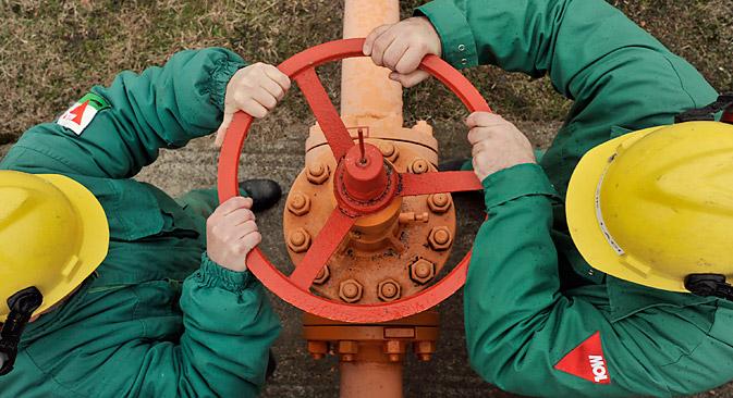 Perspectiva de sanções econômicas é o ponto de maior preocupação para o Kremlin Foto: AP