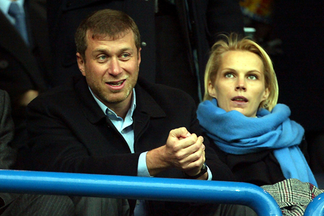 Román Abramóvich llegó a pagar 300 millones de dólares a su exmujer. Fuente: Reuters