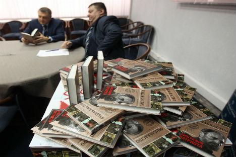 Sale a la luz en Moscú un nuevo libro sobre el revolucionario cubano. Fuente: RG