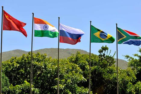 """Lavrov: """"Outra dimensão importante na atividade do Brics é o fato de ser um dos dois principais players no G20"""" Foto: Assessoria de imprensa"""