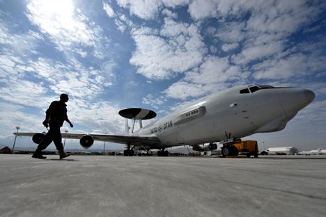 Rússia deverá tomar medidas de segurança em resposta ao fortalecimento do flanco oriental da Otan Foto: AP