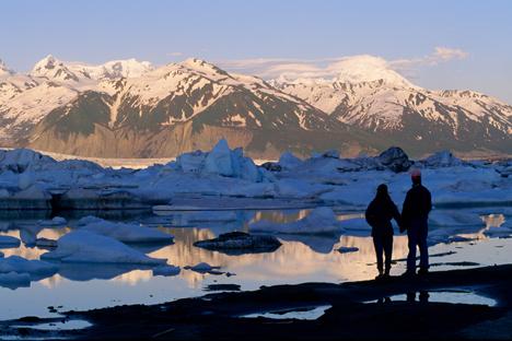 Alaska pasó a formar parte de los EE UU en 1867. Fuente: alamy / legion media