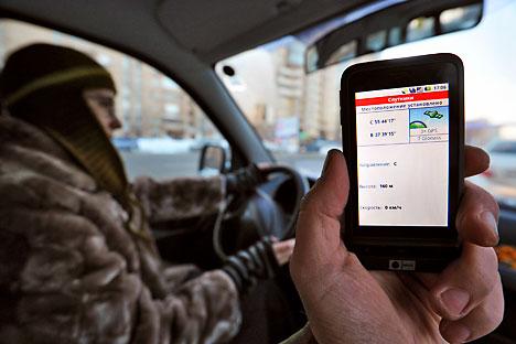 El sistema ruso Glonass es la alternativa rusa al GPS estadounidense. Fuente: Kommersant