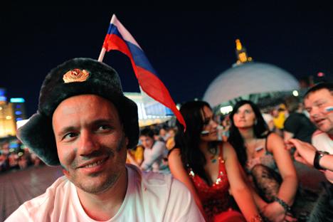Comunismo e vodca ainda são símbolos da cultura russa para muitos estrangeiros Foto: RIA Nóvosti