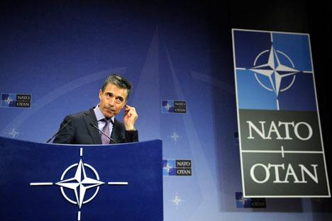 Secretário-geral da OTAN, Anders Fogh Rasmussen Foto: Reuters