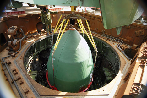 As ogivas nucleares sempre representaram grande dificuldade Foto: ITAR-TASS