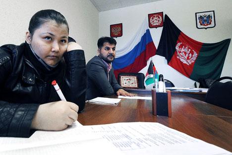 Los inmigrantes tayikos, el aislamiento turkmeno y los acuerdo militares con Kirguistán son algunas de las claves. Fuente: ITAR-TASS