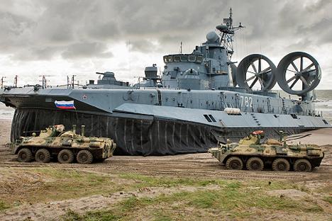 Para EE UU y la OTAN será más difícil poder exhibir su fuerza allá donde quieran. Fuente: mil.ru