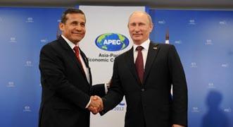Relaciones con América Latina