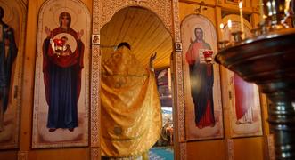 Galería: Pope ortodoxo con acento español