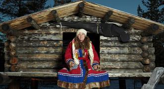 Fotos: los janti, habitantes del frío en la taiga