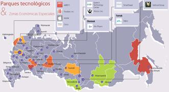 Zonas Económicas Especiales en Rusia