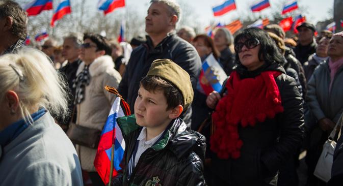 """Segundo os participantes da pesquisa, o verdadeiro patriotismo se manifesta pelo """"amor à pátria"""" (15%) Foto: AP"""