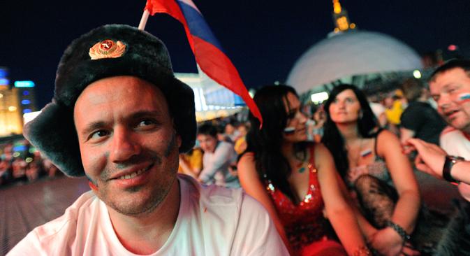 Siguen vigentes estereotipos sobre el comunismo y el alcohol. Fuente: Ria Novosti