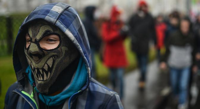 Un estudio recoge las regiones con mayores tensiones étnicas. Fuente: Vladímir Astapkovich / Ria Novosti