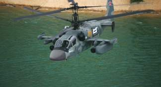 The top 5 Russian helicopters in service