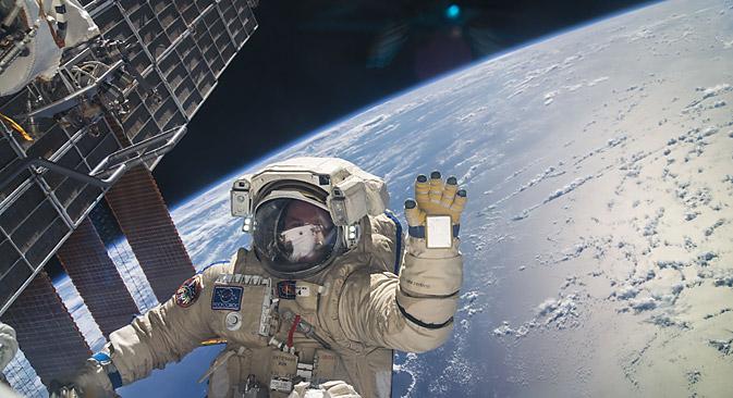 El gobierno ruso tiene ambiciosos planes en el espacio. Fuente: NASA