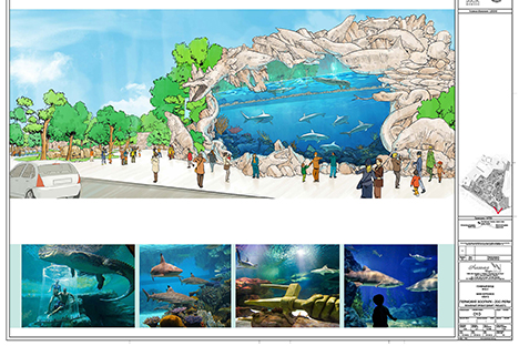 Amusement Logic, una compañía española, será la encargada de llevara cabo el mayor parque temático de inmersióndel país eslavo