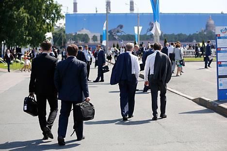 El Foro Económio de San Petersburgo se celebrará entre el 22 y el 24 de mayo. Fuente: archivo.