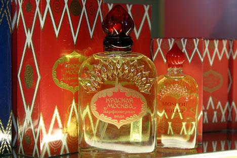 Había una gama de productos donde elegir y el legendario 'Moscú Rojo' era el más popular. De hecho, se sigue vendiendo en Rusia actualmente. Fuente: Ria Novosti