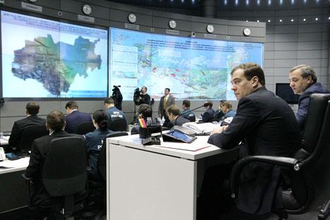 Ministérios da Crimeia e do Cáucaso do Norte mostrarão resultado antes que o do Extremo Oriente Foto: RIA Nóvosti