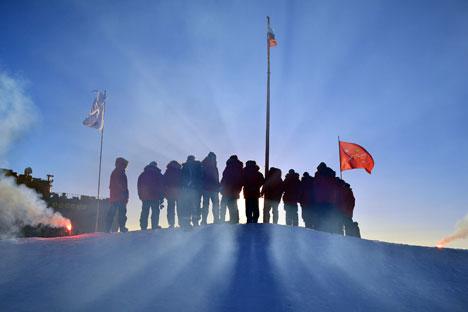 Jauh di masa lalu, ilmuwan Rusia sebelumnya telah melakukan ekspedisi ke wilayah Kutub Utara.