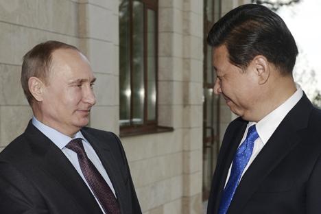 O próprio fato de China ter anunciado oficialmente sua neutralidade em torno da questão ucraniana sugeriu apoio à atitude de Moscou Foto: Reuters