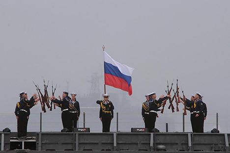 La ciudad resistió el asedio de las tropas en la Segunda Guerra Mundial y hará lo mismo ante el nuevo episodio de Guerra Fría planteado por Occidente. Fuente: Reuters